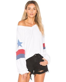 Star-spangled Pullover
