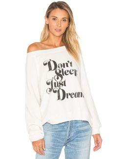 Just Dream Cotton-Blend Top