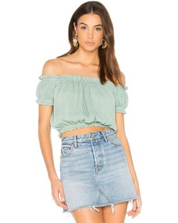 Wildfire Off The Shoulder Top