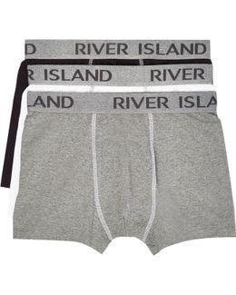 Neutrals Boxers Multipack