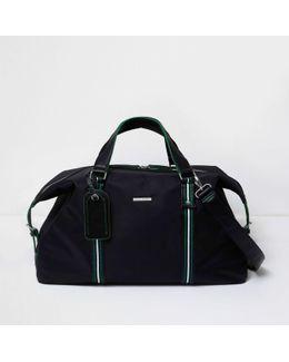 Black Bag Clipper Holdall