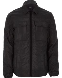 Black Only & Sons Padded Jacket