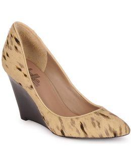 Hairmil Court Shoes