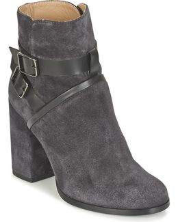 Carla Low Ankle Boots