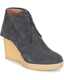 Ofelia Low Ankle Boots