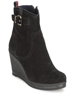 Natalie 8b Low Ankle Boots