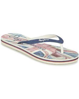 Rake Flip Flops / Sandals (shoes)