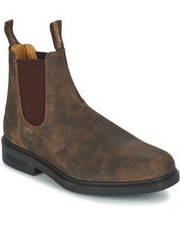 Comfort Dress Boot Mid Boots