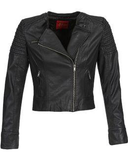 Jendak Leather Jacket