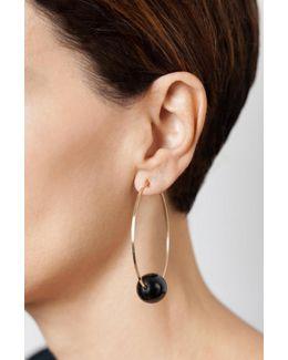 Alicia Hoop Earrings
