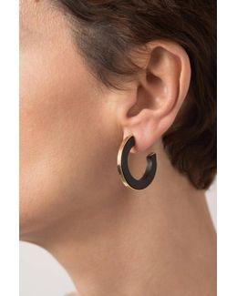 Fez Hoop Earrings