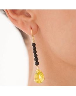 Limon Drop Earrings