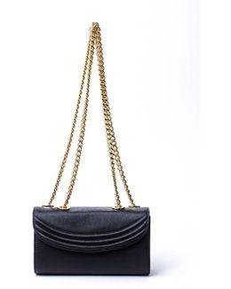 Sorella Black Mini Cross Body Bag