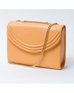 Mezzo Cantaloupe Medium Cross Body Bag