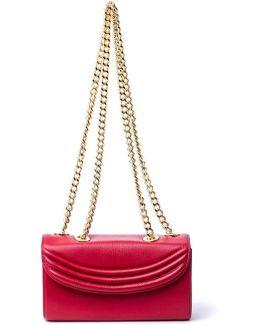 Sorella Lipstick Red Mini Cross Body Bag