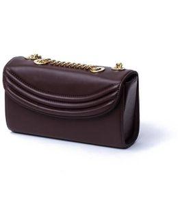 Sorella Chocolate Mini Cross Body Bag