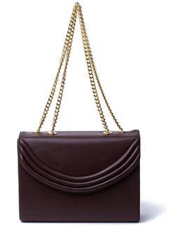 Mezzo Chocolate Medium Cross Body Bag