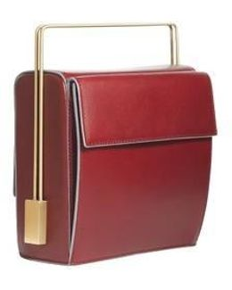 Temptation Maroon Shoulder Bag