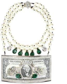 Million Dollar Plastron Necklace