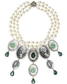 Million Dollar Chandelier Necklace