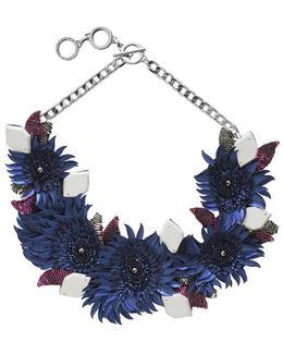 Modern Aster Necklace