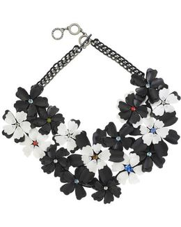 Graphic Bloom Necklace