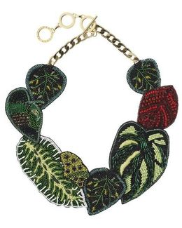 Rainforest Necklace