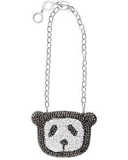 Punk Panda Necklace