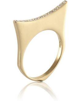 Greta 07 Gold Ring