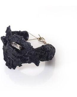 Nikko Black Polymer Bracelet