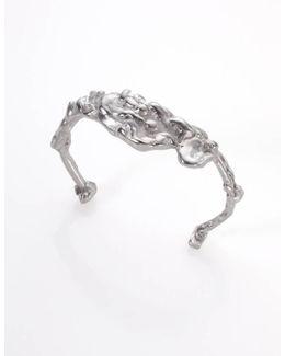 Akagi Delicate Cuff Bracelet