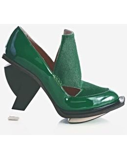 Val Green Pumps