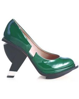 Echo Green Pumps