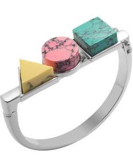 Back To School Marble Triple Bracelet