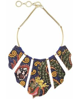 Dragon Panel Necklace