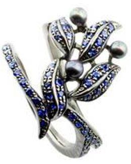 Perola Sapphire Ring