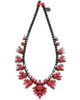 Ruby Khloè Necklace