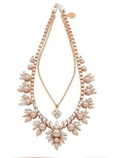 Khloè Rose Gold Necklace