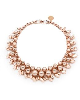 Colette Rose Gold Necklace