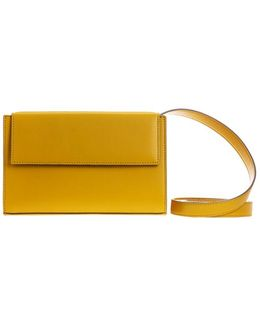 Shorty George Mustard Cross Body Bag