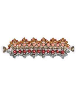 Summer Place Wide Bracelet