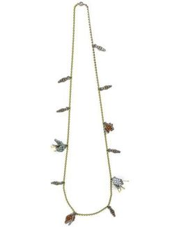 Layering Beaded Necklace 26