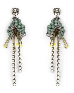 Summer Place Floral Earrings 21