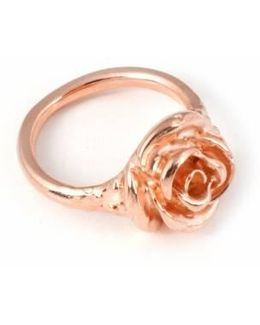 Rose Pinky Ring
