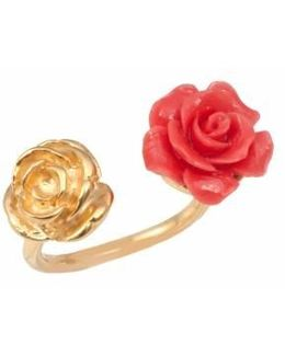 Rose Double Ring