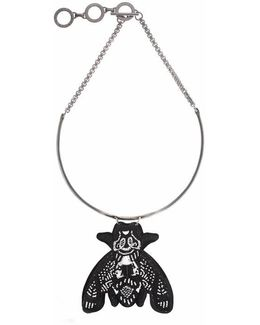 Black Behe-moth Necklace
