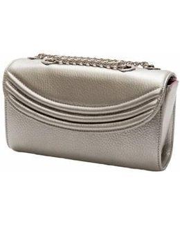 Sorella Leather Shoulder Bag