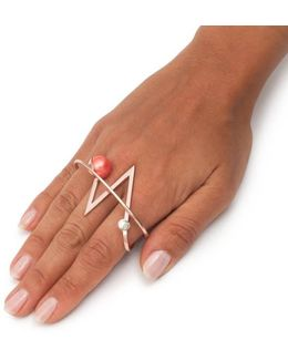 Acis Rose Gold Knuckle Ring