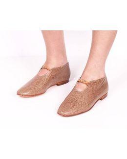 Olive Suede Watson Shoe