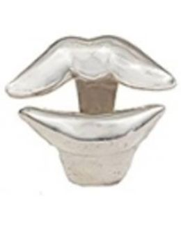 Lips Silver Ring